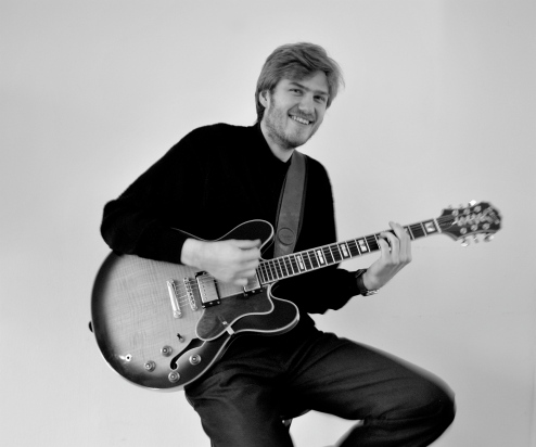 Alex Corlett Guitar Teacher